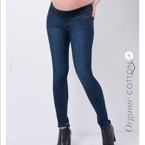 Seraphine Maternity Under The Bump Jeans